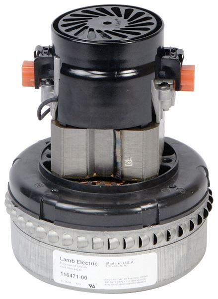 116471 00 Lamb Ametek Vacuum Motor Aaa Vacuum