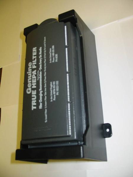 Nilfisk Central Vacuum Complete Exhaust Hepa Filter Aaa