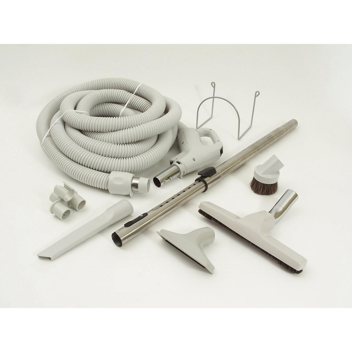 Central Vacuum Premium 24v Air Kit 35 Hose Aaa Vacuum