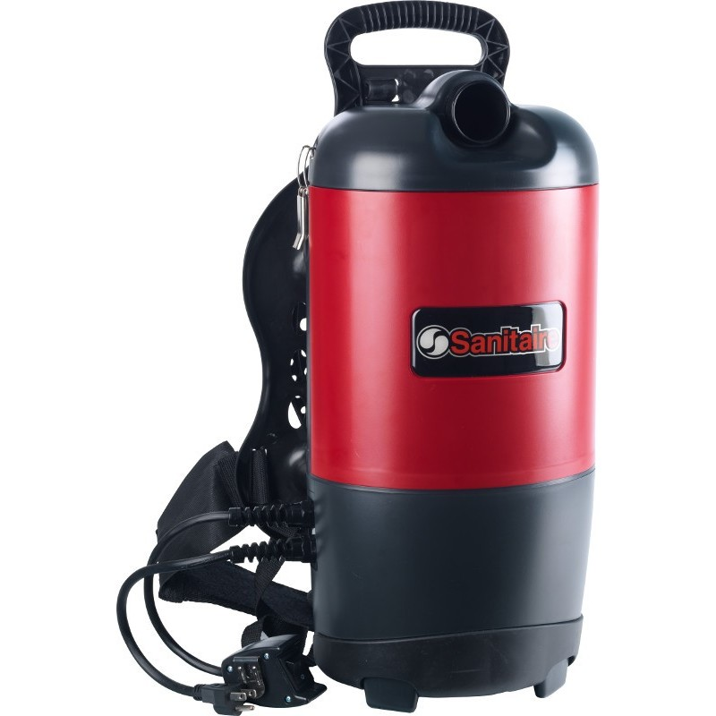 Sanitaire Commercial Backpack Vacuum Aaa Vacuum Superstore