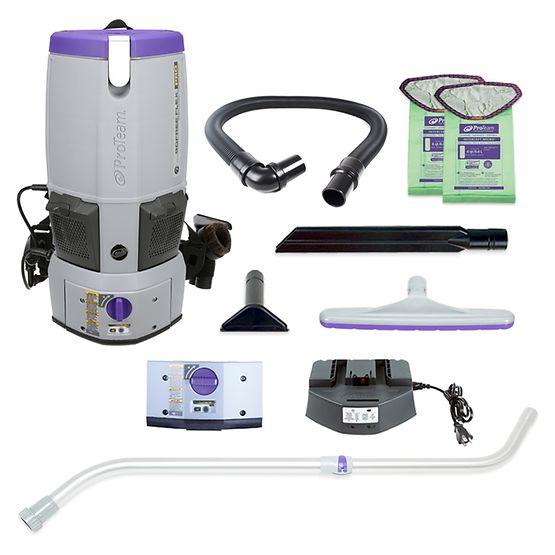 ProTeam GoFree Flex Pro, 6 qt  Cordless Vacuum